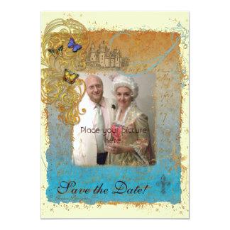 Salvar o convite da foto do livro de histórias da convite 12.7 x 17.78cm