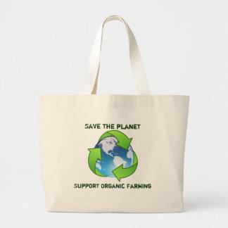 Salvar o planeta bolsa