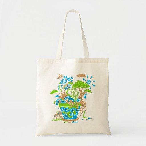 salvar o planeta bolsa para compra