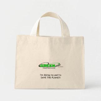 SALVAR O PLANETA! Saco de compras reusável Bolsas Para Compras