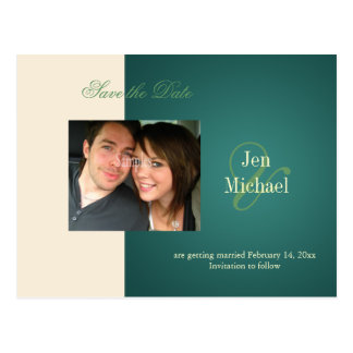 Salvar os cartão da foto da data cartao postal