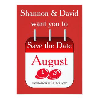 Salvar os convites da data