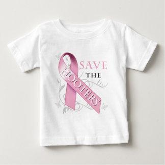 Salvar os Hooters (fita) .png Camiseta Para Bebê