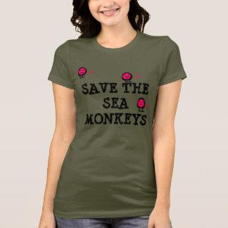 Salvar os macacos do mar - CAMISA