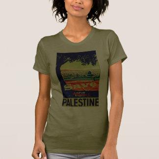 Salvar Palestina Camisetas
