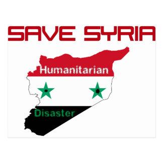 Salvar syria cartao postal