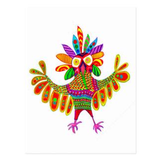 Sam o cartão da coruja do carnaval