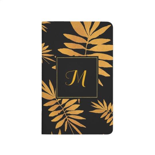 Samambaia de ouro Glam - monograma Diário