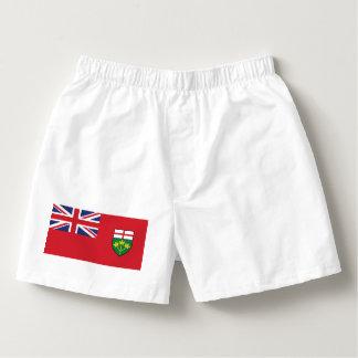 Samba-canção Bandeira de Ontário