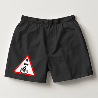 """Samba-canção """"Coma. Sono. shorts feitos sob encomenda do"""