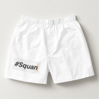 Samba-canção Pugilistas básicos #Squan de Bro