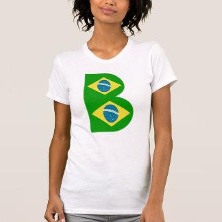 samba do capoeira da letra de Brasil Brasil b do T Camiseta