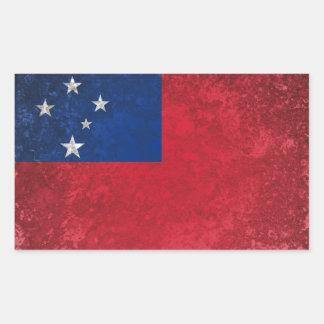 Samoa Adesivo Retangular