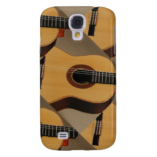 SamsungGalaxy S4, mal lá com guitarra espanhola Galaxy S4 Covers