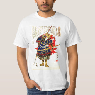 Samurai - 歌川国芳 de Utagawa Kuniyoshi Camiseta