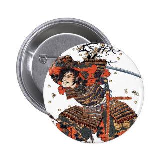 Samurai Bóton Redondo 5.08cm