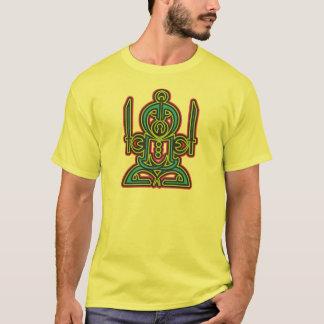 Samurai-Curso Camiseta