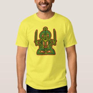 Samurai-Curso Camisetas