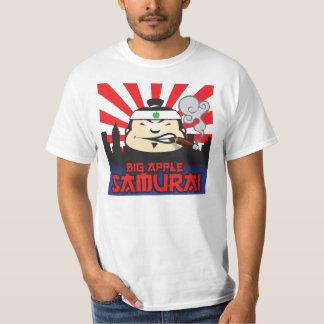 Samurai grande de Apple Camiseta