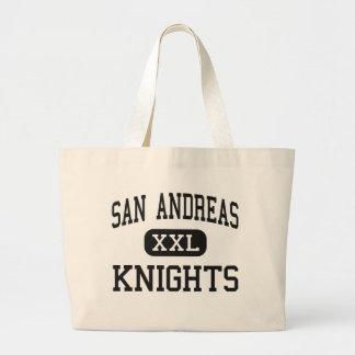 San Andreas - cavaleiros - alto - Hollister Bolsas De Lona