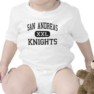 San Andreas - cavaleiros - alto - Hollister Macacãozinho