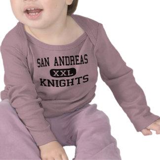 San Andreas - cavaleiros - alto - Hollister T-shirts