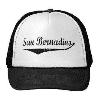 San Bernadino Boné