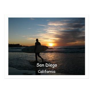San Diego, cartão
