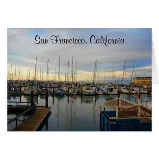 San Francisco envia o cartão #3-2
