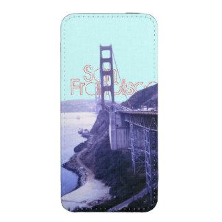San Francisco golden gate bridge Bolsa Para Celular