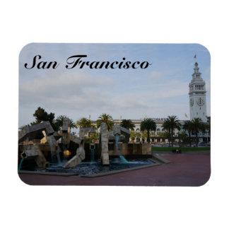 San Francisco o ímã de Embarcadero