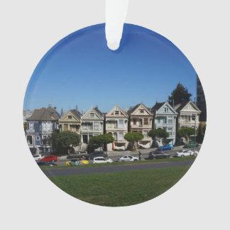 San Francisco pintou o ornamento das senhoras #4