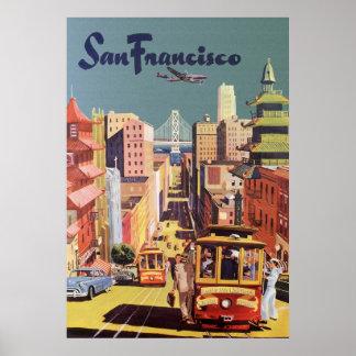 San Francisco Pôster