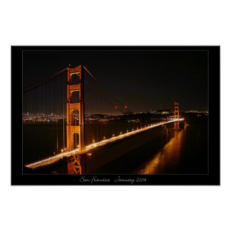 San Francisco Pôsteres