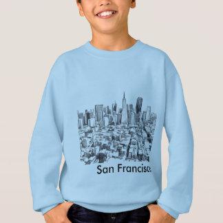 San Francisco SF Citiscape Agasalho