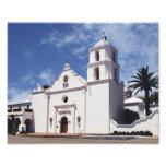 San Luis Rey de Francia da missão Impressão De Foto