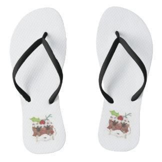 Sandália da Senhora Pudim Homem