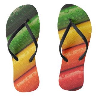 Sandálias de banho Flip fracasso - Color