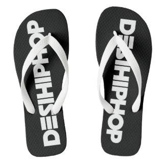 Sandálias de Desi Hip Hop