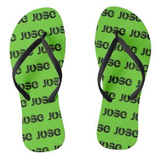 sandálias de Jose