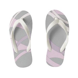 Sandálias elegantes dos miúdos