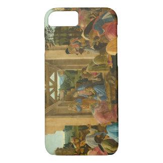 Sandro Botticelli - a adoração dos Magi Capa iPhone 7