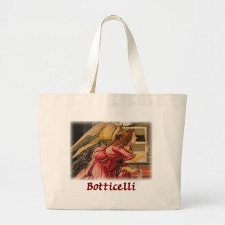Sandro Botticelli - anjo (detalhe) Bolsa De Lona