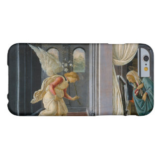 Sandro Botticelli - o aviso Capa Barely There Para iPhone 6