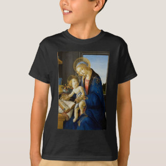 Sandro Botticelli - o Virgin e a criança Camiseta