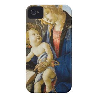 Sandro Botticelli - o Virgin e a criança Capa Para iPhone 4 Case-Mate