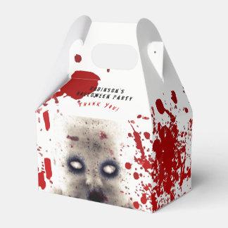 Sangue ASSUSTADOR personalizado da BONECA da caixa