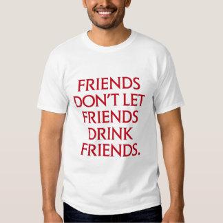 Sangue verdadeiro t-shirts