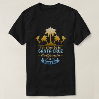 Santa Cruz, CA Camiseta