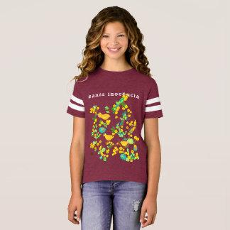 Santa Inocência: Camiseta Infantil